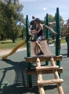 Детский городок развлечений (4)