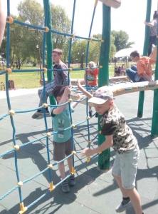 Детский городок развлечений (9)