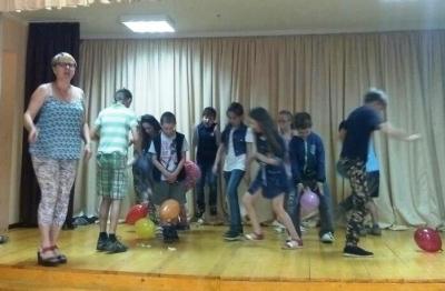 Шоу с шарами (2)