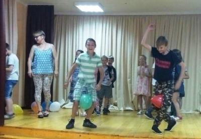 Шоу с шарами (4)