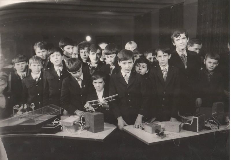 Кружок радиоконструкторов
