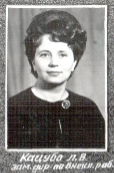 Кацубо Л.В.