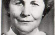 Русецая Валентина Селивеевна
