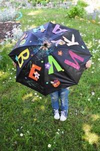 Зонт-великан