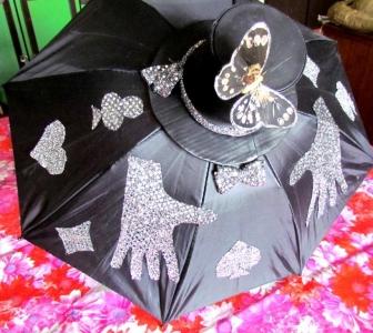 Мистер Красавец - мужской зонт