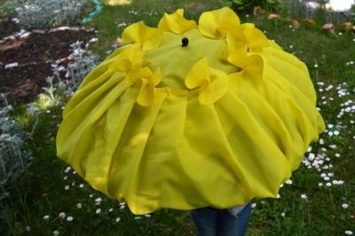 Самый солнечный зонтик