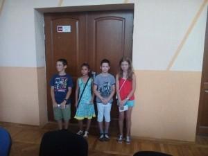 Все призеры блиц Ю-10